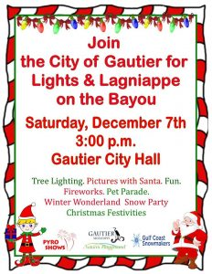 Lights and Lagniappe on the Bayou